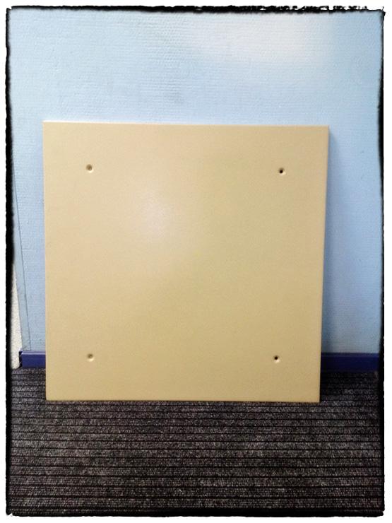 Плитка фасадная керамогранитная 600х600